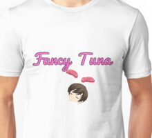Fancy Tuna~ - White Unisex T-Shirt