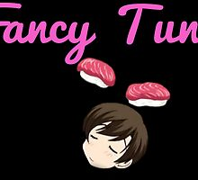 Fancy Tuna~ - Black by Jitter4528