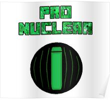 Pro Nuclear Poster
