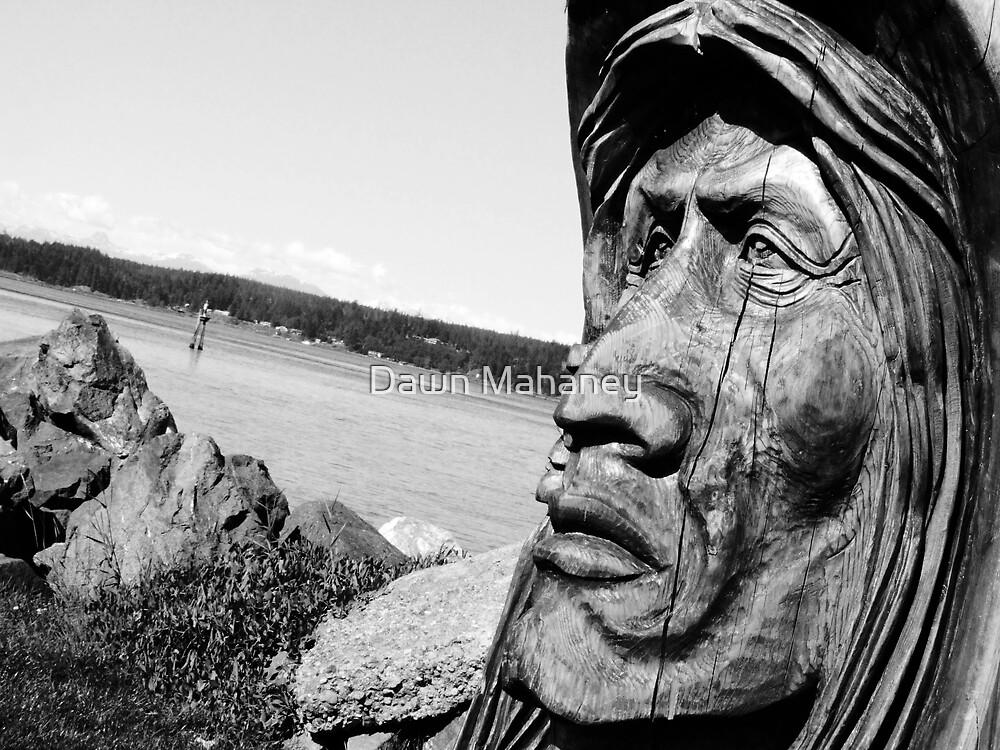 The Chief by Dawn Palmerley