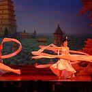 Sleeve Dance by Merilyn