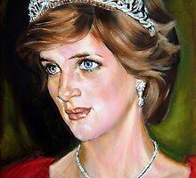 Lady Diana by Hidemi Tada