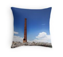 Stack with no smoke! Throw Pillow