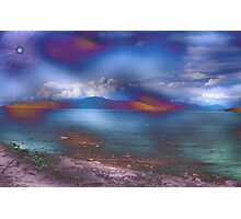 Fantasy Landscape Photographic Print