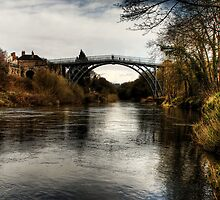 The Iron Bridge by Matt Sillence