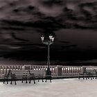 Daemonic city by VasiliiRussia