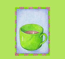 Tea in Green by mrana