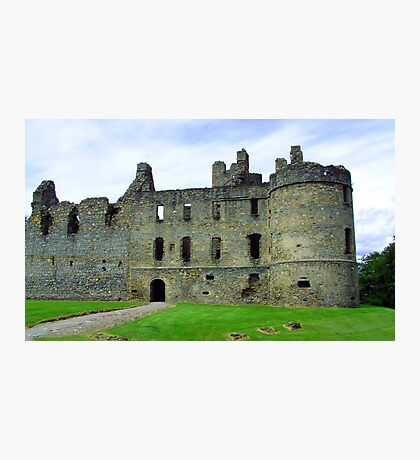 Balvenie Castle Photographic Print