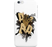 Dead hand iPhone Case/Skin