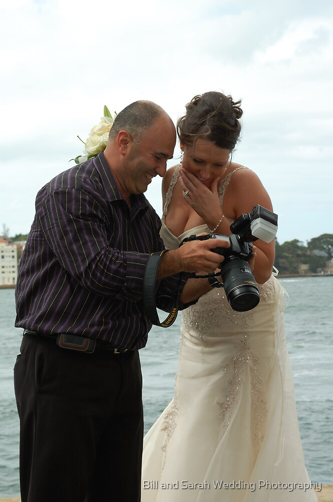 The Photographer and The Bride by Bill and Sarah Wedding Photography