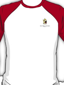 help timmi c the world small T-Shirt