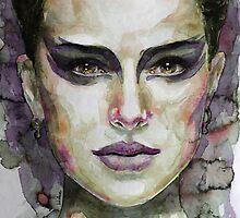 Black Swan - Natalie Portman by lauiduc