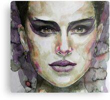 Black Swan - Natalie Portman Metal Print