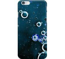 Blue space iPhone Case/Skin