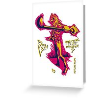 Do You Like Hurting Other People? [Hotline Miami] Greeting Card