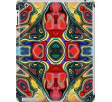 Abstract Shapes Mandala iPad Case/Skin