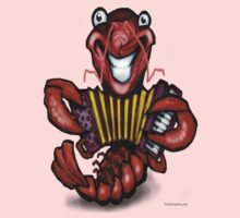 Zydeco Crawfish by Kevin Middleton