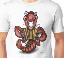 Zydeco Crawfish Unisex T-Shirt