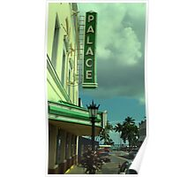 The Palace Theater Poster