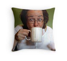 Got Caffeine? Throw Pillow