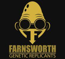 Farnsworth Genetic Replicants by JRBERGER