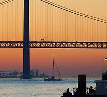 Lisbon. Sunday before Christmas day. by terezadelpilar~ art & architecture