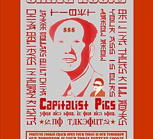 China Rocks....Tibet and all Capitalist Pigs by montdragon
