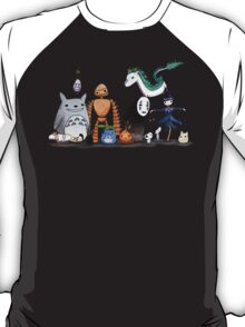 Ghibli Friends  T-Shirt