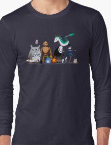 Ghibli Friends  Long Sleeve T-Shirt