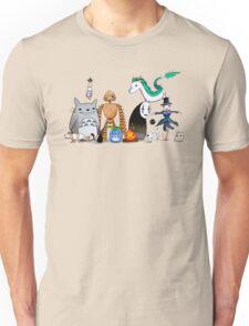 Ghibli Friends  Unisex T-Shirt