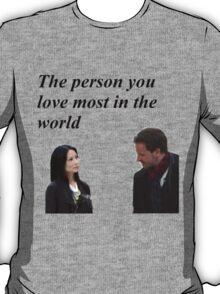 Joan and Sherlock T-Shirt