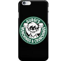 Gurgi's Munchings & Crunchings iPhone Case/Skin