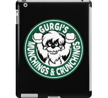 Gurgi's Munchings & Crunchings iPad Case/Skin