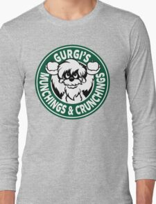 Gurgi's Munchings & Crunchings Long Sleeve T-Shirt