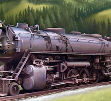 Engine #600 by Josh West