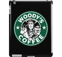 Woody's Coffee iPad Case/Skin