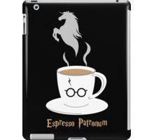 Espresso Patronum - Horse iPad Case/Skin