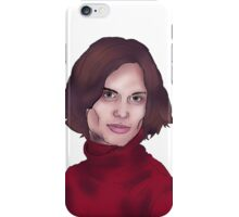 Matthew Gray Gubler- Criminal Minds iPhone Case/Skin
