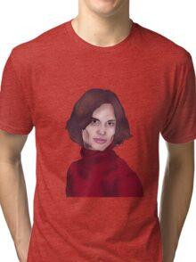 Matthew Gray Gubler- Criminal Minds Tri-blend T-Shirt