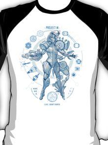 PROJECT M - Blue Print Edition T-Shirt