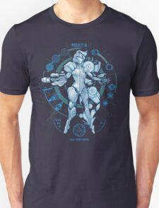 PROJECT M - Blue Print Edition Unisex T-Shirt