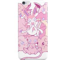 Cute pink Pokemon iPhone Case/Skin