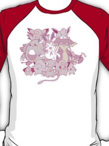 Cute pink Pokemon T-Shirt