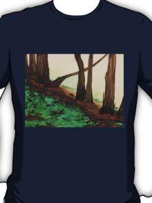 Castro Valley Trees T-Shirt