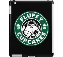Fluffy Cupcakes (Variant) iPad Case/Skin