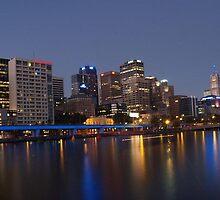 Melbourne City by Zeevat Tuladhar