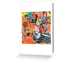 Free Spirit - A Tribute to Daenerys Stormborn Greeting Card