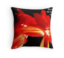 For my lover Throw Pillow