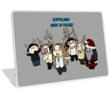 Korpiklaani, made in Finland. Laptop Skin