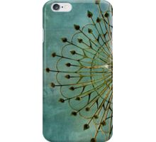 The Colourful Peacock iPhone Case/Skin